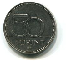 2014 Hungary 50 Forint Coin - Hungary