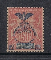 NOUVELLE-CALEDONIE N°78 N* - Nouvelle-Calédonie