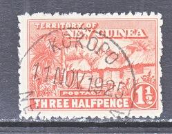 NEW  GUINEA  19   (o)   KOKOPO  1925 - Papouasie-Nouvelle-Guinée