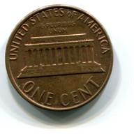1982-D USA One Cent Coin - Émissions Fédérales