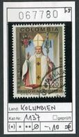 Kolumbien - Colombia - Michel 1137 - Oo Oblit. Used Gebruikt - Kolumbien
