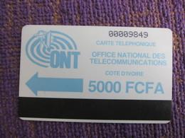 IVC-03 ONT Logo, Used - Ivoorkust