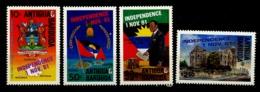 150 Jahre Briefmarken   Satz - Anguilla (1968-...)
