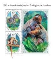 Guinea Bissau  2018 London  Zoo Animals Fauna   S201811 - Guinea-Bissau