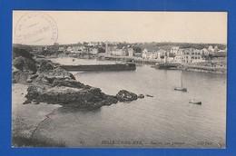 Belle Ile  Port De Sauzon   Edit :  ND  Photo    (Très Très BON ETAT) Y+4416) - Belle Ile En Mer