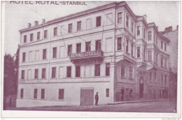 TURQUIE ISTANBUL HOTEL ROYAL DIRECTION M. TOKATLIAN - Turquie