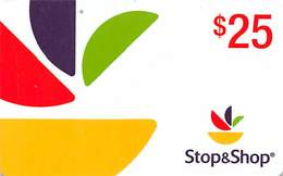 $25 Stop & Shop Gift Card - Gift Cards