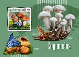 Guinea Bissau  2018  Mushrooms   S201811 - Guinée-Bissau