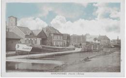 MARCHIENNES - L'ECLUSE - ANIMEE - VERS 1900 - Autres Communes