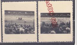 Au Plus Rapide Rencontre De Rugby Stade Publicité Vespa Solexine Années 50 ? - Sport