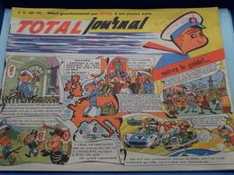 TOTAL Journal - N° 46 Aout 1965 ( Stamp Roger BAUDET Garagiste à VIRANDEVILLE Bourg > Voir Xtra Photo Svp )! - Autres Objets BD