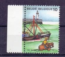Belgie - ** 12-1-88 - Vuurtorens ** - Phares