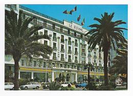 06 Nice Hôtel LE ROYAL Sud Vacances Centre De Vacances Privé VOIR ZOOM Belle Alfa Giulietta Renault 4L - Pubs, Hotels And Restaurants