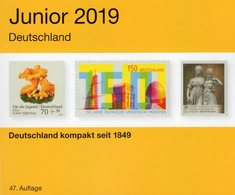Briefmarken MlCHEL Junior 2019 Neu 10€ Deutschland DR 3.Reich Danzig Saar Berlin SBZ DDR AM BRD ISBN 97839540222588 - Algemene Kennis