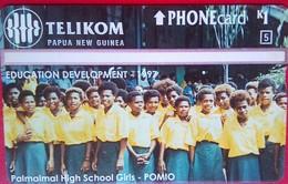 K1 Palmalmal High School - Papua New Guinea