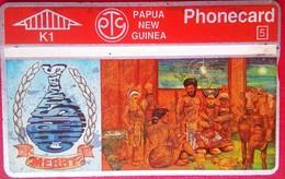 K1 Christmas - Papua New Guinea
