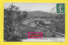 CPA 83 ֎ SOLLIES PONT ֎ Vue Générale ֎ 1912 - Sollies Pont