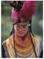 (M+S 2) Pakistan - Kalash Girl - Femmes