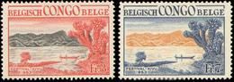 Congo 0325/26* - Festival De Kivu /  Paysages  - H - - Congo Belge