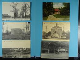 6 Cartes Postales De Beverloo /5/ - Ansichtskarten