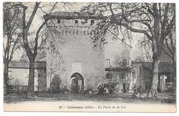 38 - Crémieu - La Porte De La Loi - N° 38 - 1922 - Crémieu