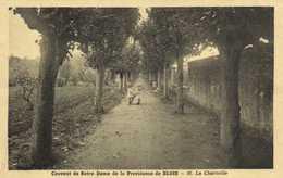 Couvent De Notre Dame De La Providence De BLOIS  La Charmille Enfants RV - Blois