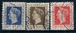 Nederland 1948: Koningin Wilhelmina (gewijzigde Tekening). Gebruikt (o) - Periode 1891-1948 (Wilhelmina)