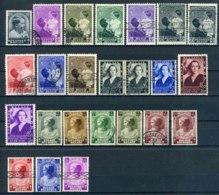 (B) Jaar 1937 Gestempeld (446-465) -4 - Oblitérés