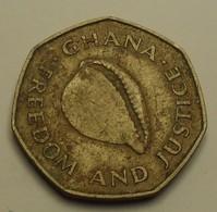 1979 - Ghana - ONE CEDI - KM 19 - Ghana