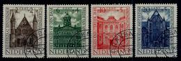 Nederland 1948: Zomerzegels. Gebruikt (o) - Periode 1891-1948 (Wilhelmina)