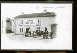 BRIE SUR SEILLE 1900                JLM - Francia