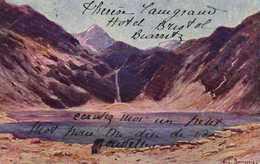 Eug Bourgeois Pyrénées RV - Paintings