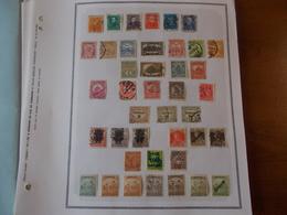 Lot N° 998  HONGRIE Collection Neufs Ou Obl. Sur Page D'albums .. No Paypal - Sammlungen (im Alben)