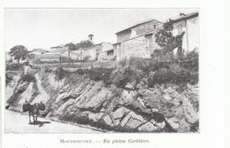1924 - Iconographie - Mouthoumet (Aude) - Vue Générale - FRANCO DE PORT - Old Paper