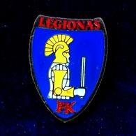 Football Pins  -  F.K. LEGIONAS, Lavoriskes (Vilnius)  - Lithuania. - Football