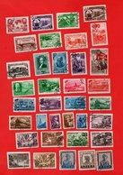 Lot De 36 Timbres CCCP NOYTA URSS Oblitérés - Russie & URSS