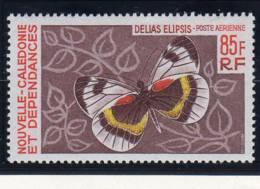 Nlle Caledonie Aeriens 1967 Papillons DELIAS N°94 Neuf* - Poste Aérienne
