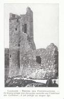 1924 - Iconographie - Lagrasse (Aude) - Restes Des Fortifications - FRANCO DE PORT - Old Paper