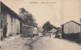 CPA - Verrières - Quartier De La Louvière - France