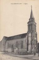 CPA - Villiers En Lieu - L'église - France