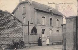 CPA - Eurville - L'entrée De L'Ambulance - France