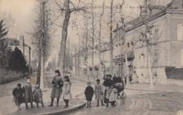 CPA - St Dizier - Rue De Bar - Saint Dizier
