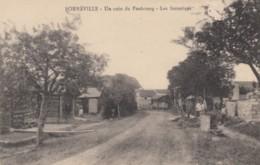CPA - Sornéville - Un Coin Du Faubourg - Les Forestiers - France