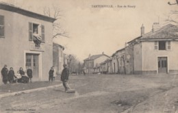 CPA - Tantonville - Rue De Nancy - France