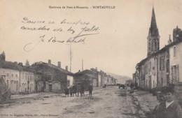 CPA - Montauville - Environs De Pont à Mousson - France