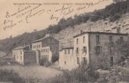 CPA - Dieulouard - Les Roches - Ruines Du Moulin - Environs De Pont à Mousson - Dieulouard