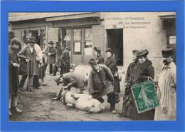 15 CANTAL - LE CANTAL PITTORESQUE Le Langueyeur - France