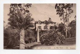 - CPA CAP D'ANTIBES (06) - La Villa Thuret - Editions Lévy N° 87 - - Antibes