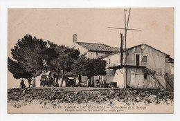 - CPA CAP D'ANTIBES (06) - Notre-Dame De La Garoupe 1915 - Edition Le Deley 1844 - - Antibes