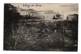 2B HAUTE CORSE - CANALE DI VERDE Vue Générale - France